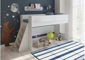 <span>Детская кровать</span> Легенда 23.1 белая